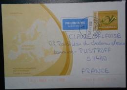 HONGRIE - Prêt à Poster De 2012, Voyagé Vers La France En Date Du 20/11/2012 - Hongrie