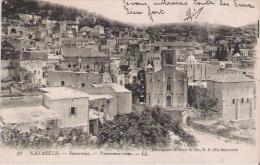 NAZARETH 19 PANORAMA . PANORAMIC VIEW  1922 - Israele