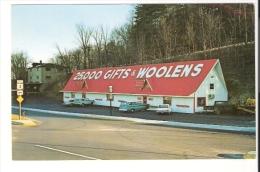 25,000 Gifts And Woolen Wonderlard On Both U.S. 4 & U.S. 5 Just Of I 91 At White River Junction, Vermont - United States