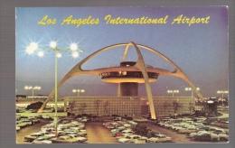 Theme Building - Los Angeles International Airport, California - Aviation
