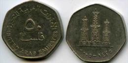 Emirats Arabes Unis United Arab Emirates 50 Fils 1425 - 2005 KM 16 - Emirats Arabes Unis