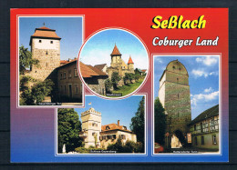 (432) AK Seßlach - Coburger Land - Coburg