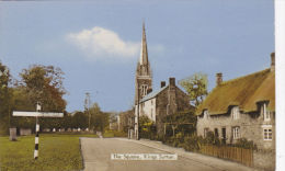 KINGS SUTTON - THE SQUARE - Northamptonshire