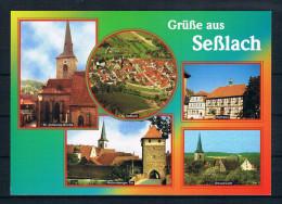 (437) AK Seßlach - Mehrbildkarte - Coburg