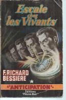 FLEUVE NOIR ANTICIPATION  N° 166  -  F. RICHARD BESSIERE - Fleuve Noir