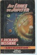 FLEUVE NOIR ANTICIPATION  N° 169  -  F. RICHARD BESSIERE - Fleuve Noir