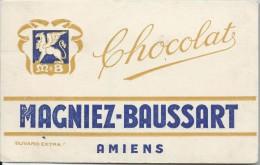 Chocolat Magniez-Baussart/ AMIENS / Vers 1945-1955    BUV117 - Chocolat