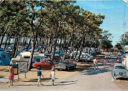 Réf : PMT14--472  : Saint Denis Camping ( Automobiles) - Ile D'Oléron