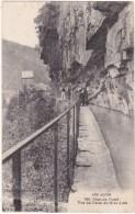LES  ALPES.  848.  Pont  Du  Fossé.  Vue  Du  Canal  Du  Drac  à  Pic - France