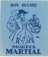 Dragées Martial  / /Vers 1945-1955    BUV135 - Sucreries & Gâteaux