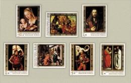 HUNGARY 1979 CULTURE Paintings Of ALBREHT DURER - Fine Set MNH - Ungebraucht