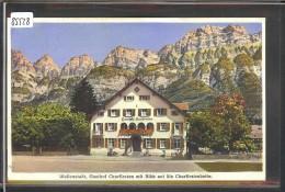 WALLENSTADT - GASTHOF CHURFIRSTEN - TB - SG St. Gall