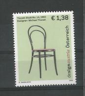 Österreich  2002  Mi.Nr. 2386 , Designer : Michael Thonet - Postfrisch / MNH / Mint / (**) - 1945-.... 2nd Republic