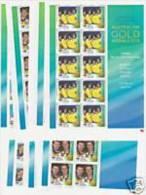 2000 Gold Medallists X 16 Sheetlets - Summer 2000: Sydney