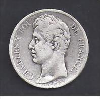 CHARLES X - 2 Francs  1825 K - I. 2 Franchi