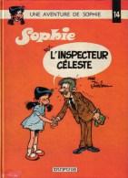 Sophie - 14 - Et L'inspecteur Céleste - Par Jidéhem - Sophie