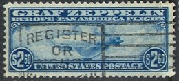# United States  C  15, Used, VF-XF    (usc015-2   (16-FRT - Air Mail
