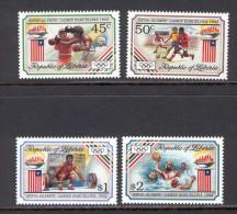 Liberia 1992 Olympic Games - BARCELONA MNH (T1941) - Estate 1992: Barcellona