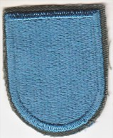 FULL SIZE BERET  FLASH  19 Th  SPECIAL  FORCES  GROUP - Patches