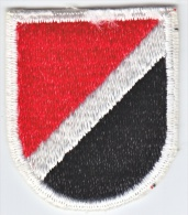 FULL SIZE BERET  FLASH  6 Th  SPECIAL  FORCES  GROUP - Patches