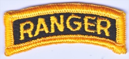 FULL SIZE  RANGER  BAR - Patches