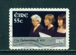 IRELAND  -  2007  RTE Performing Groups  55c  Used As Scan - Usati