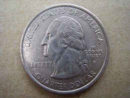 """U.S.A. 2002  STATE QUARTER  """"OHIO""""  Mark ´D´ Condition USED GOOD. - Other"""