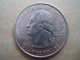 """U.S.A. 2003  STATE QUARTER  """"MISSOURI""""  Mark ´P´ Condition USED VERY GOOD. - Other"""