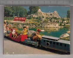Swissminiatur, Melide-Lugano -  Dépliant De 12 Mini-photos - Lieux