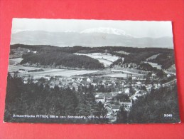 Österreich -   SOMMERFRISCHE PITTEN  /     Gelaufen    ( T - 11 ) - Pitten