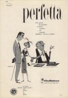 # CRAVATTE SCALA D´ORO RHODIATOCE 1950s Advert Pubblicità Publicitè Reklame Ties Cravates Corbatas Krawatte - Cravatte