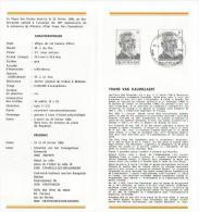 DOCUMENTS DE LA POSTE - Documents Of Postal Services