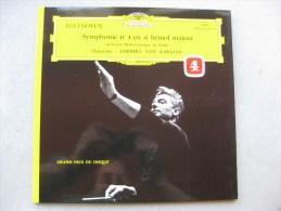 Disque 33 Tours : Beethoven, Symphonie N°4 En Si Bémol Majeur  & - Classique