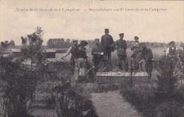 Begraafplaats Van 27 Grenadiers Te Campelaer - Kampenhout