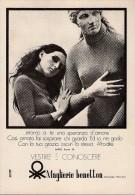 # MAGLIERIE BENETTON 1960s Advert Pubblicità Publicitè Reklame Underclothes Lingerie Ropa Intima Unterkleidung - Biancheria Intima