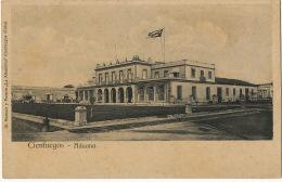 Cienfuegos Aduana Douane Customs  Edicion 10 Asencio Y Puente La Alhambra Antes 1903 - Cuba