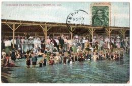 ÉTATS-UNIS . CHILDREN S´ BATHING POOL, CORONADO - Réf. N°1481 - - Etats-Unis