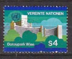 PGL BZ535 - UN WIEN Yv N°4 - Centre International De Vienne