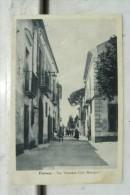 CARTOLINA Di FIMIANI CASTEL SAN GIORGIO SALERNO  B1357   FORMATO PICCOLO VIAGGIATA FRANCOBOLLO STACCATO - Salerno