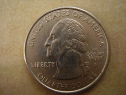 """U.S.A. 2000  STATE QUARTER  """"MARYLAND""""  Mark ´D´ Condition USED VERY GOOD. - Other"""