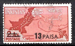 Pakistan, 1961, SG 126, Used - Pakistan