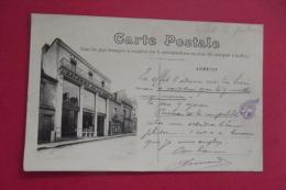 Cp Sille Le Guillaume  Galeries De La Gare  A Delhommeau - Sille Le Guillaume