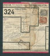 Brief Van MOLL Naar MEERHOUT Stempel MOLL 19 DEC 1921 Tussenstation ESSCHEN N°9 - Bahnwesen