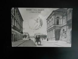 BRINDISI   -  Corso  Umberto  I  E  Teatro  G   VERDI - Brindisi