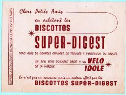 BUVARD - Biscottes SUPER DIGEST - Biscottes