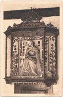 50. Abbaye Notre-Dame De Grâce. Trappe De Bricquebec. La Vierge Méditative. 13 - Bricquebec