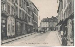 LAMBALLE  RUE BARIO - Lamballe