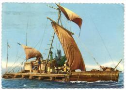 Kon-Tiki Expedition 1947 - Across The Pacific - Norway