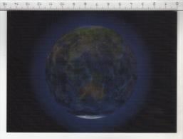 Rotating Earth - Carte 3D - Cartes Stéréoscopiques
