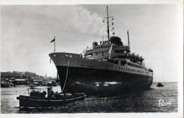 Transports > Bateaux > Paquebots Ville D Alger - Steamers